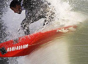 Surfen. Foto: Flickr by mikebaird