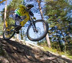 Downhill. Foto: Flickr by Arild Andersen