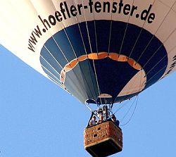 Ballon-Trekking. Foto: Flickr by jorbasa