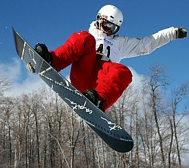 Snowboarding. Foto: Flickr by pincusvt