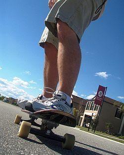Skateboard. Foto: Flickr byjking89