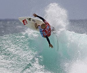 Kelly Slater. Foto: Flickr by surfglassy