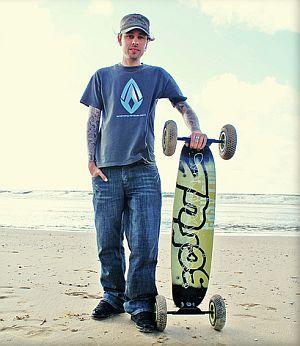 Allterrainboard oder Mointainboard. Foto: habaneros by Flickr