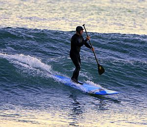 Stand Up paddling. Foto: mikebaird by Flickr