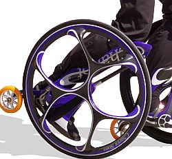 Chariot Skates. Foto: orig by Flickr