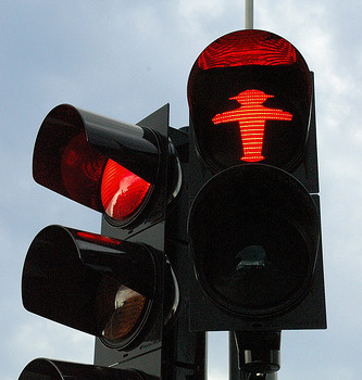 Ampel © Flickr / AmpelmannBerlin
