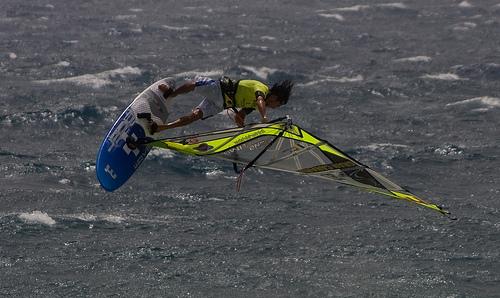 Windsurfen @ El Coleccionista de Instantes / Flickr